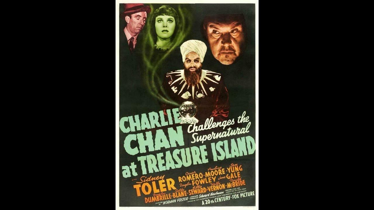 Charlie Chan At Treasure Island Youtube