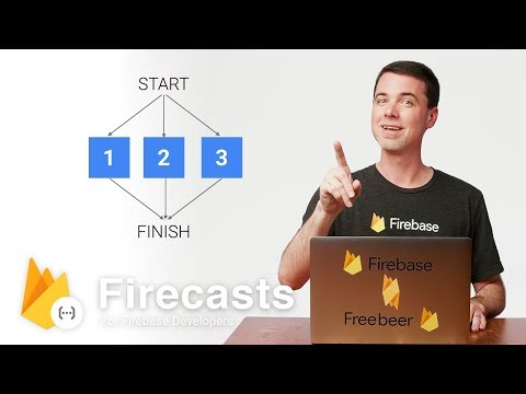 Learn JavaScript Promises (Pt 3) for sequential and parallel work in Cloud Functions - Firecasts