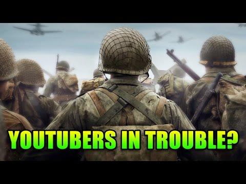 Call of Duty YouTubers in Trouble? - This Week in Gaming