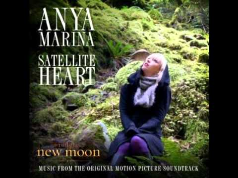 Anya Marina- Satellite Heart Cover