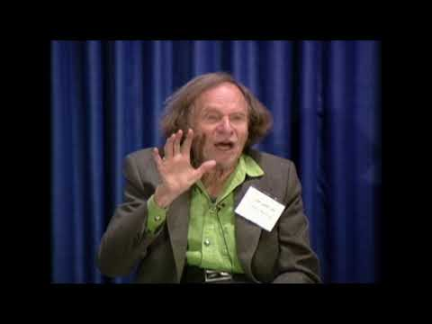 LNS 1992 Symposium: On the Matter of Particles - Philip Morrison - Counting Heads: Population Growth