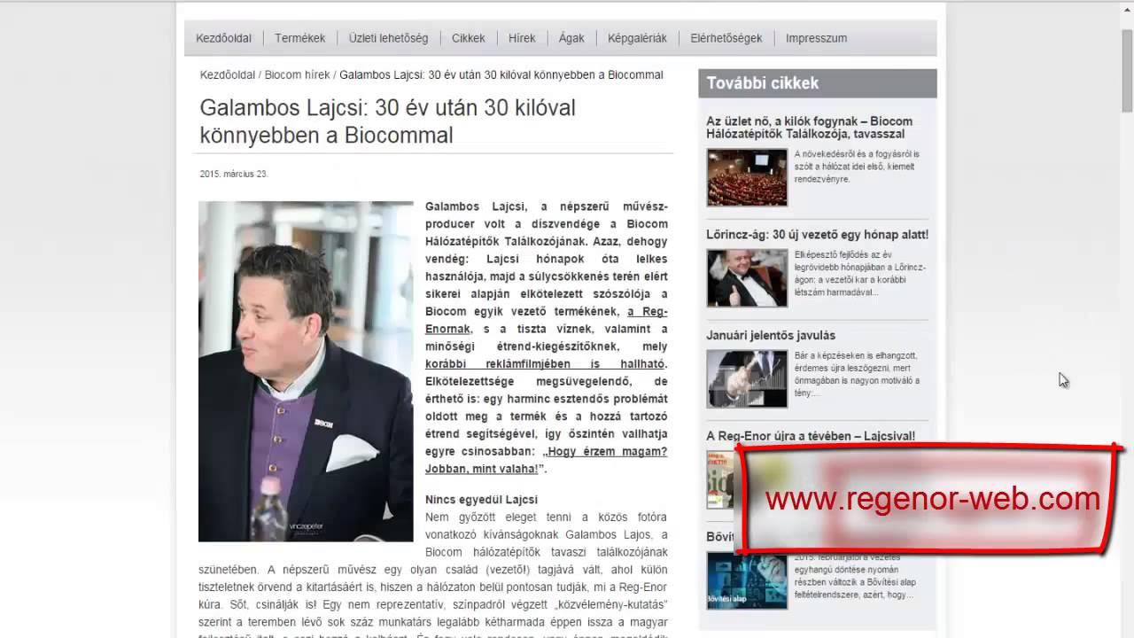 hírek a fogyásról)