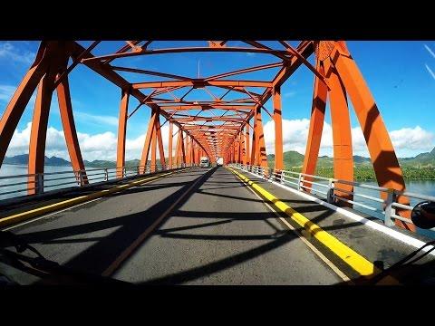 SAN JUANICO BRIDGE TACLOBAN LEYTE 2016 [GoPro Hero4 Silver v3.00 2.7k30 Wide PT On]