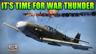 Introduction To War Thunder - Easy To Learn Hard To Master   Tier 1 US Planes Gameplay