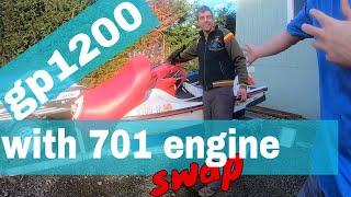 Amazing Jet Ski Engine Swaps — Totoku