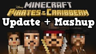 Minecraft Xbox 360 + PS3 New Update: Mashup Tomorrow