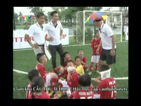 Lotte Cầu thủ ti hon 2012 Tâp 16