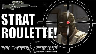 ONE DEAG, PASHA BICEPS CALLOUTS & BUNNY HOPS [CS:GO Strat Roulette Funny Moments]