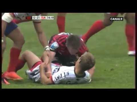 Le drop magistral de Jonny Wilkinson contre les Saracens en demi-finale de HCup