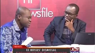 EC Bosses' Dismissal - Newsfile On JoyNews (14-7-18)