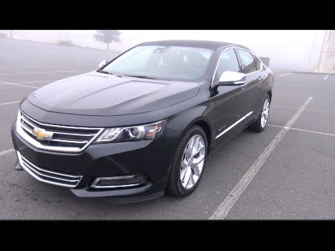 2015 chevrolet impala ltz review youtube. Black Bedroom Furniture Sets. Home Design Ideas