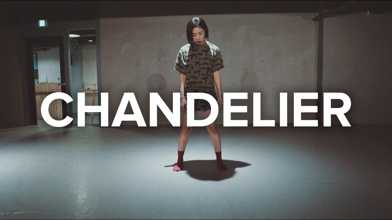 Chandelier sia lia kim choreography youtube arubaitofo Image collections