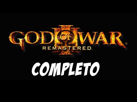 GOD OF WAR 3 REMASTERED - COMPLETO