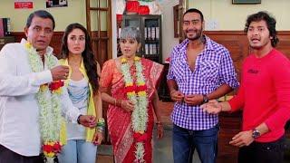 Hum Do Humare Paanch | Golmaal 3 - Best Comedy Scene | Ajay Devgan, Arshad Warsi & Kareena Kapoor