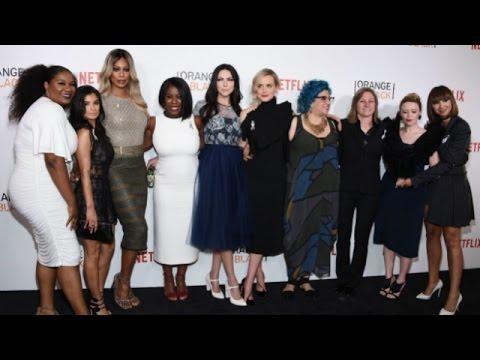 'Orange Is The New Black' Stars Reveal Season 4 At New York Premiere