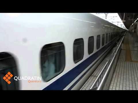 Llegará tren rápido a Guadalajara y Monterrey