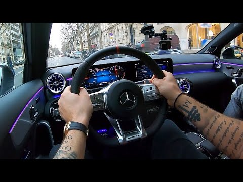 A35 AMG, 306 CHEVAUX  UNE BOMBE !! 🚀