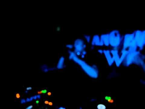 DMC BUNTY Live At Fu-Wang Club...( While Performing )