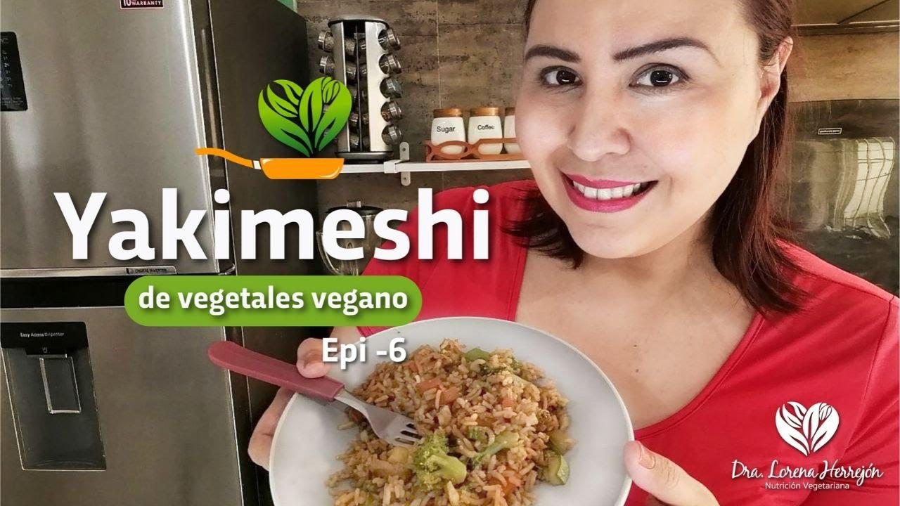 Yakimeshi vegano
