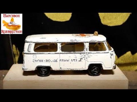 Volkswagen T2 Shop Truck Build Off