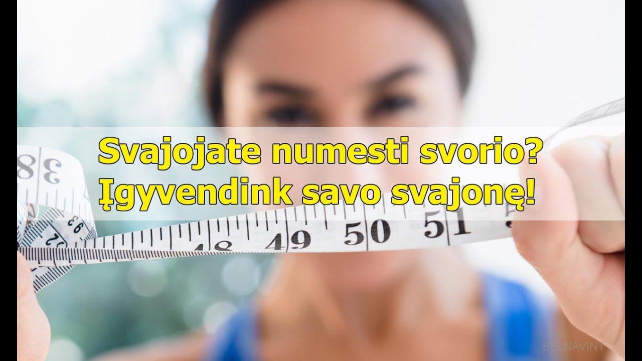 nėra apetito svorio nuovargis