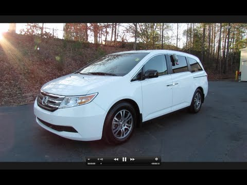 2011 Honda Odyssey EX-L Start Up, Exhaust, and In Depth Tour