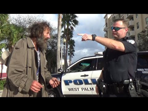HIJACKED! Seat-Belt Audit at West Palm Beach Police Station