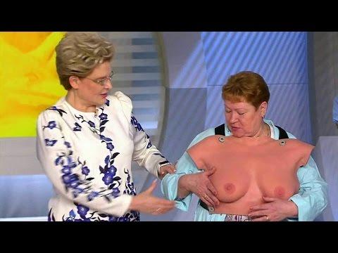 Жить здорово! Виды рака, которые мы победили. Рак груди. (01.02.2016)