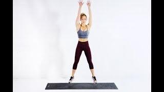 Fat Burning HIIT CARDIO Workout //  NO EQUIPMENT