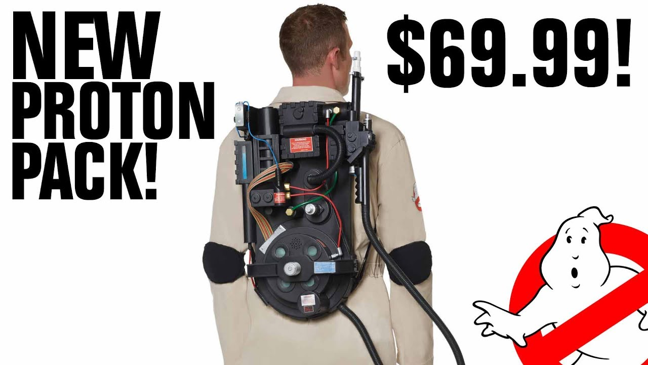 A Proton Pack For Only 69 99 More Items Coming This