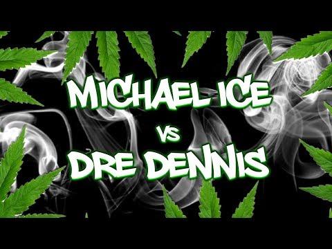 @AlphaLeague PRESENTS: DRE DENNIS VS MICHAEL ICE