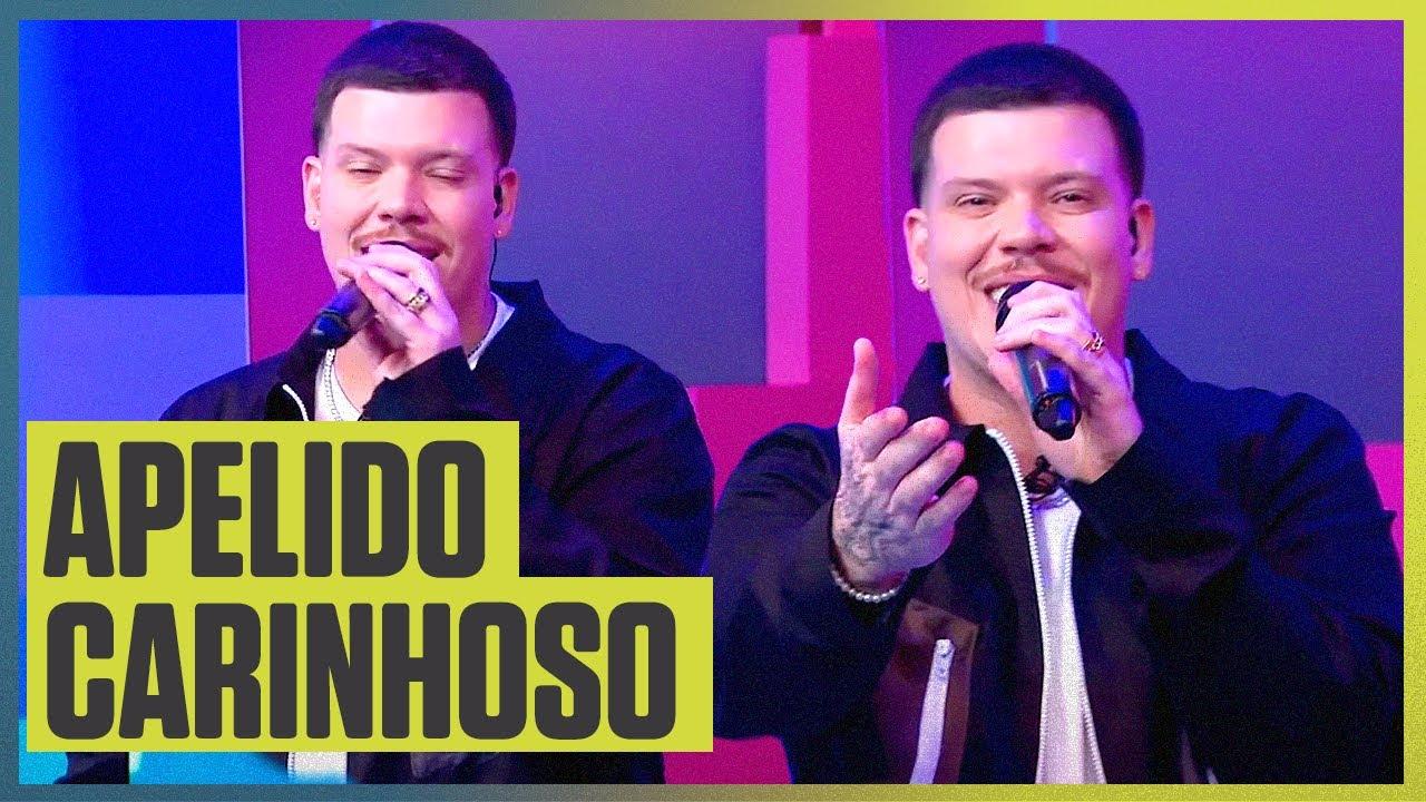 Ferrugem - Apelido Carinhoso (Gusttavo Lima) | TVZ | Música Multishow