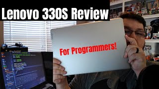 Lenovo IdeaPad 330S Review for Programming(2019)