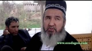Суҳбат бо модар ва тағои Умед Тешаев