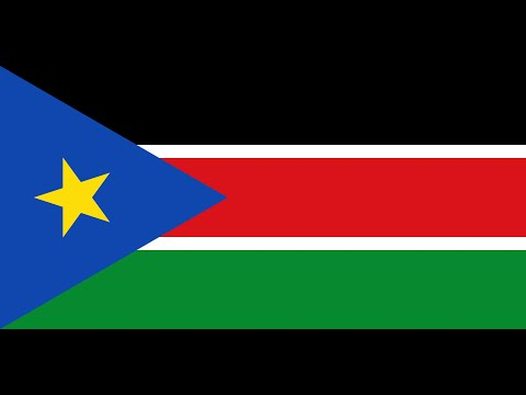 Flying To South Sudan