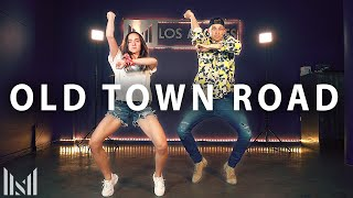 """OLD TOWN ROAD"" 10 Minute Dance Challenge w/ Kaycee Rice"