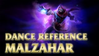 Malzahar - Can't Touch This - League of Legends (LoL) Dance