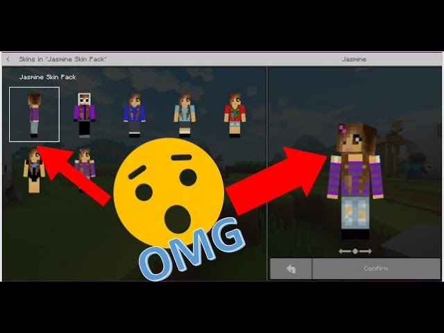 How to Get Custom Skins and Custom Skin Packs for Minecraft