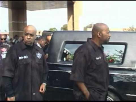 Pimp C's Funeral Services