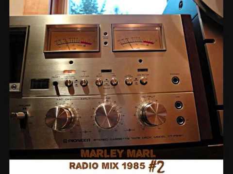Vintage NYC radio mix #2 - 1985