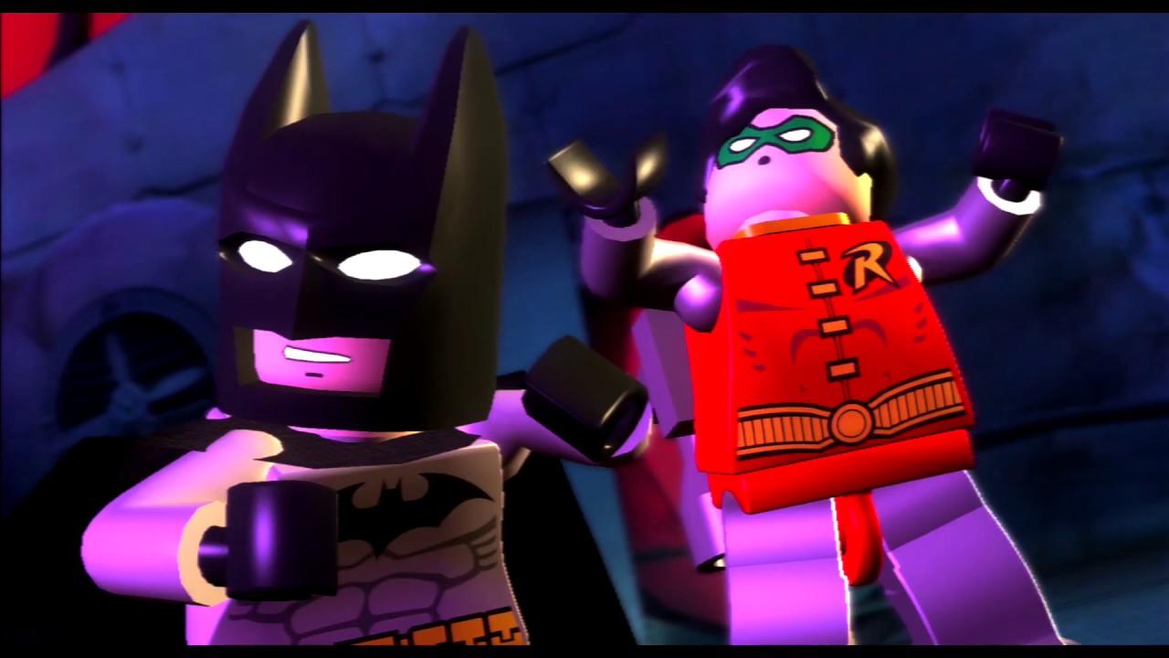 LEGO Batman | Part #2 - An Icy Reception - YouTube