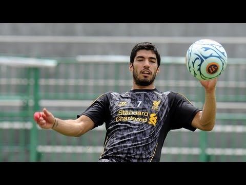 Luis Suárez: Liverpool confirm two rejected bids by Arsenal