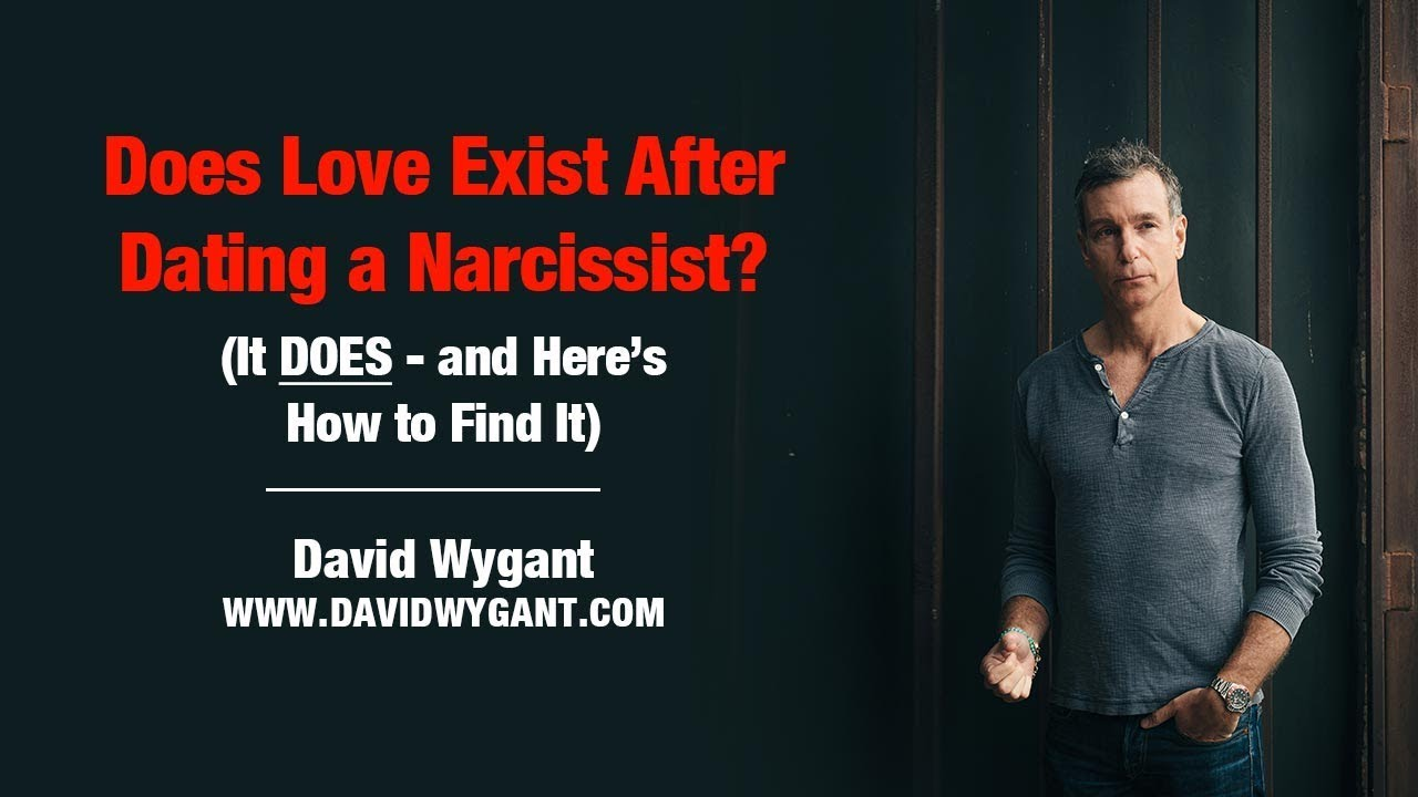 How to get over dating a narcissist