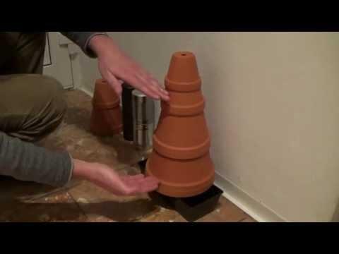 teelichtofen selbst gemacht die bauanleitung by jetzt. Black Bedroom Furniture Sets. Home Design Ideas