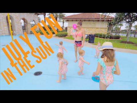 Busby July Fun in the Sun
