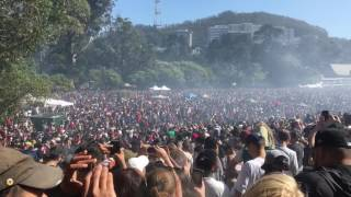 4:20 on 4/20 Hippie Hill 2017