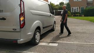 Ford Transit Mark 8 Van Security Upgrade | London Car Alarm Co