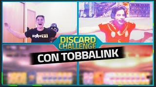 INCREIBLE DISCARD CHALLENGE vs TOBBALINK