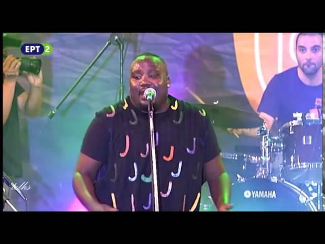 Ο Jerome Kaluta στο «SummERTime»   Καλοκαίρι 2016 στην Αγία Παρασκευή