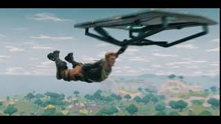 my computer cant handle the 120 fps fortnite clips so i edited the trailer lol